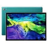 Tablet 10,8 Zoll - Android 8 Tablet-PC, 3GB RAM 32GB ROM 10 Kern Prozessor, 2560x1600 IPS, 13MP+5MP Kamera, 4G Dual SIM WiFi GPS Tablette (Grün)