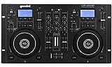 Gemini CDM4000BT - DJ Doppel-CD-Player mit Bluetooth und USB