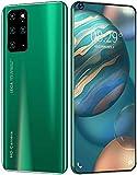QDY Smartphone 7,2', 4GB RAM, 16-32Mp Kamera, Fingerabdruck Face Unlock, 5000mAh Akku, 4G Dual SIM Karte + Extended Memory, Handy