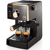 ZWWZ Kaffeemaschine Kaffeemaschine, Espressomaschine Halbautomatische Kaffeemaschine Dampfmaschine Milchschäumender Maschinenpumpe Home Kaffeemaschine 175mm Male;250mm mal;285mm. MISU