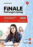 FiNALE Prüfungstraining Zentrale Klausuren am Ende der Einführungsphase Nordrhein-Westfalen: Deutsch 2020: Zentrale Klausuren Nordrhein-Westfalen / ... Zentrale Klausuren Nordrhein-Westfalen)