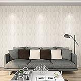 HUANGFINPI Farbe: Weiß Wandverkleidung Wandpaneele 12 STK. 3D 0,5×0,5 m 3 m²