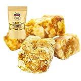 MERVELA® Käse-pops Snack-pops für Hunde, 100% natürlich, Cheesy Puffs (100 Gramm)