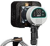 HST | Hocheffiziente Zirkulationspumpe | Zirkulationspumpe | Trinkwasserpumpe | Umwälzpumpe | Brauchwasserpumpe | HST EP 15-1.5 | Permanentmagnet Motor | Autoadapt-Funktion