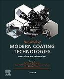 Handbook of Modern Coating Technologies: Advanced Characterization Methods (English Edition)