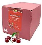 Bleichhof Sauerkirschsaft - 100% Direktsaft OHNE Zuckerzusatz, Bag in box (1x 5l)