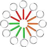 12x Lupen Set Kinder gemischte Farben  Lupe f. Forscher & Detektive zum erforschen von Insekten Pflanzen usw.   Taschenlupe als Mitgebsel Mitbringsel Gastgeschenk Giveaways zum Kindergeburtstag