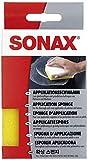 SONAX ApplikationsSchwamm (1 Stück) zum Auftragen und Verarbeiten von Polituren, Wachsen, Kunststoffpflegemitteln etc.   Art-Nr. 04173000