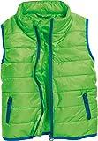 Playshoes Steppweste Uni Capo d'Abbigliamento, Verde, 98 Kinder-Unisex