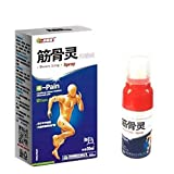 ZZALLL30ml Chinesische Kräutermedizin Schmerzlinderungsspray Rheumatische rheumatoide Arthritis Gelenkmuskelschmerzen Blutergüsse Orthopädische Flüssigkeit