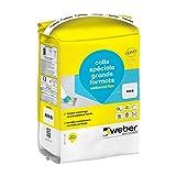 Weber 11101275 webercol flex Fliesenkleber, grau