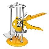 Viking Arm Handwerkzeug, Viking Arm Präzision Klemmwerkzeug, arbeitssparende Arm Werkzeug, Tür Verwendung Board Lifter, Schrank Jack Tools Set, Rress, Anziehen mit Kontrolle