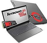 Notebook Lenovo Grey ideapad 3 Display HD LED 15,6' RAM 4GB DDR4 SSD M.2 PC 256GB cpu Amd Athlon bis zu 2,6 GHz / Webcam 3USB HDMI BT Windows 10 Pro / Open Office / Dad Smart World Kingsize