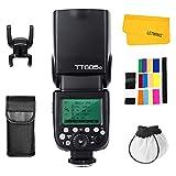 Godox TT685o TTL Flash HSS High Speed 1 / 8000s GN60 Kamerablitz Speedlite Licht für Olympus E-M10II E-M5II Kamera und Panasonic DMC-CX85 DMC-G7