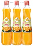 YO Sirup Orange, 6er Pack (6 x 700 ml)