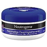 Neutrogena Norwegische Formel Feuchtigkeitscreme, mit Vitamin E, für trockene Haut, 200ml
