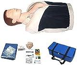 XGYUII CPR Erwachsene Manikin Kit Aid Training Manikin Demonstrationsmodell für medizinische Unterrichtstraining