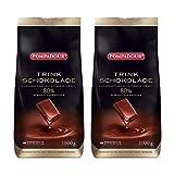 Pompadour Trinkschokolade, 1000g / 2er Pack