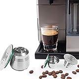 Kaffeekapseln WiederbefüLlbar Kaffeefilteraufsatz Wiederverwendbare Kaffee Kapseln Wiederverwendbare Kaffee Filter