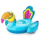Bestway 41126 ab 14 Jahren Schwimmtier Tipsy Toucan 207 x 150 cm, Mehrfarbig