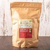 süssundclever.de® Bio Marshmallows Vanille   vegan   700 g   plastikfrei und ökologisch-nachhaltig abgepackt