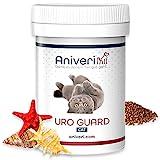 Aniveri URO Guard Cat URO Guard Cat für Katze/Katzen mit Nierenproblemen - 36g Pulver Katzenfutter-Nahrungsergänzungsmittel wirkt stärkend und präventiv bei Niereninsuffizienz