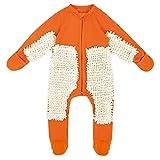 Baby Mopp Strampler Outfit Krabbelnder Footie Overall Für Kleinkinder Jungen Mädchen Poliert Fußböden Moppanzug Reinigen Mop Schlafstrampler 9-12 Monate