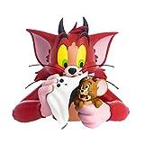 Wuhuayu Tvålstudio Tom Och Jerry Officiellt Auktoriserad Figurleksak, Halloween Limited Edition, Levereras Med Högkvalitativ Presentförpackning