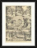 Kunstdruck Schloß Nymphenburg Deutsches Reich Bayern Riegel Kollarz Park Faksimile_E 14801