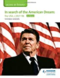 Access to History: In search of the American Dream: the USA, c1917–96 for Edexcel