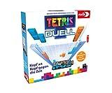 Noris 606101799 – Tetris Duell, das packende Eins-gegen-Eins Strategiespiel für Groß und Klein, ab 6 J