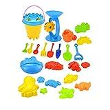 TLM Toys Sandspielzeug Children,sandkasten Spielzeug Set,spielsand Für Sandkasten Sandspielset,sandspielzeug Set Outdoor Toy Kit Summer Beach Sandspielzeug,sandspielzeug Mädchen