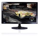 Samsung S24D330H 59,9 cm (24 Zoll) Monitor (VGA, HDMI, 1ms Reaktionszeit, 1920 x 1080 Pixel) schw