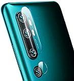 Wuzixi Kameraobjektiv Schutzfolie für Sony Xperia Ace 2, Transparent, Weichglas, HD, für Sony Xperia Ace 2 Kameraobjektivschutz. (2 Stück)