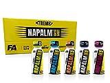 FA Xtreme Napalm IGNITER Shot - 24 x 120 ml Box - Mix-Box - Mindestens 4 verschiedene Geschmäcker!
