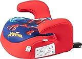 Disney Kinderautositz Booster Isofix Marvel Spiderman Gruppe 3 (für Kinder 22 – 36 kg), Blau