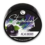 𝗦𝘁𝗲𝗮𝗺𝘀𝗵𝗼𝗫® Dampfsteine - Shisha Steam Stones - nikotinfreier Tabakersatz für Wasserpfeifen (Acai Berry)