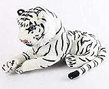NC75 Plüschtierpuppe 26cm sitzender Tiger Schöne weiche niedliche Weihnachtsgeburtstagsgeschenke Jungen Mädchen