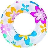 PlayFunWater Aufblasbarer Schwimmring (Bunter Schwimmring)