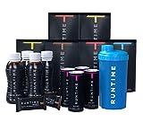Runtime Starter Pack - vollwertiger Mahlzeitersatz für langanhaltende Sättigung, Energie, Konzentration und Leistungsfähigkeit, mit Vitaminen und N