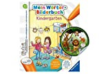 Collectix Ravensburger tiptoi Buch - Mein Wörter-Bilderbuch Kindergarten + Kinder Tier-Sticker | Lernen, Lieder singen, Spielen