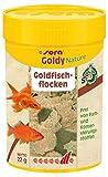 sera goldy ein Goldfischfutter für kleinere Goldfische, 100ml