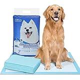 Nobleza -30 x Ultra saugfähige Hunde Trainingsunterlagen Welpenunterlage Welpen Toilettenmatte, 60 * 90cm