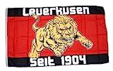 Fahne / Flagge Fussball Leverkusen Fan NEU 90 x 150