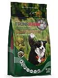 Faunakram Premium getreidefreies Hundetrockenfutter für ausgewachsene Hunde großer Rassen mit einem Gewicht von über 40 kg. 1 x 15 kg