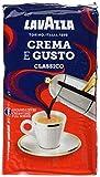 Lavazza Gemahlener Kaffee - Crema E Gusto - 10er Pack (10 x 250g)