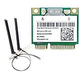 Tamkyo AX200 PCI-E AX3000 Wi-Fi 6 - Dualband 5.1 WiFi-Karte 802.11AX 2.4G / 5G WLAN Windows 10