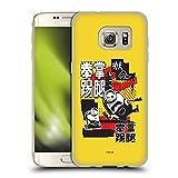 Head Case Designs Offiziell Zugelassen Minions: Rise of Gru(2021) Kung Fu 2 Asiatische Comic Kunst Soft Gel Handyhülle Hülle Huelle kompatibel mit Samsung Galaxy S7 Edge