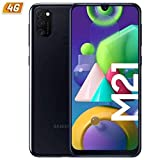 Samsung Galaxy M21 64GB Handy, schwarz, Black, Dual SIM, Android 10