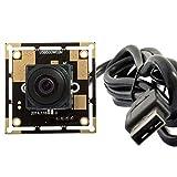 Autofokus 60/100/170 Grad-Objektiv, USB, 5,0 Megapixel 170 Degree autofocus Lens